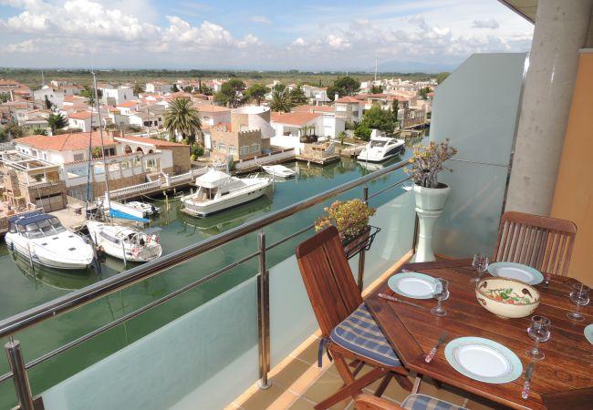 Apartamento en Rosas / Roses - Ref. 90397