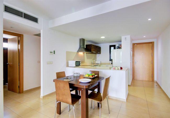 Apartamento en Rosas / Roses - MARITIM 2 D