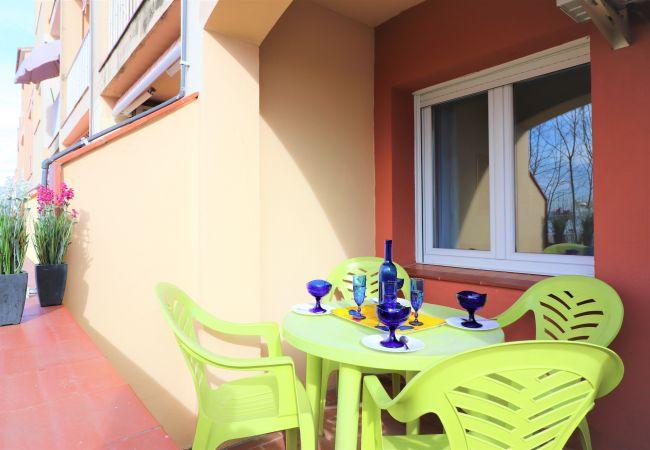 Apartamento en Empuriabrava - ZZ-G-RESERVA - FLORES 19/12