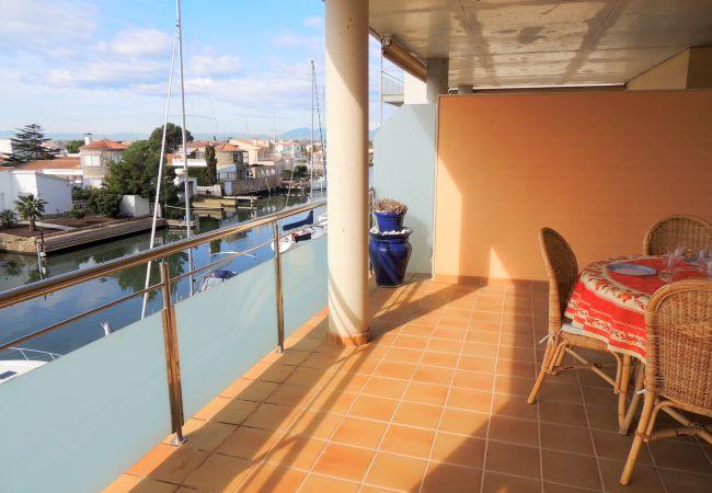 Apartamento en Rosas / Roses - CAP MESTRAL 2 2B