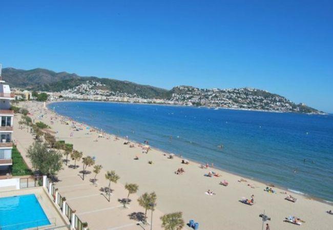Ferienwohnung in Rosas / Roses - EUGENI D´ORS 18-20 3º1º