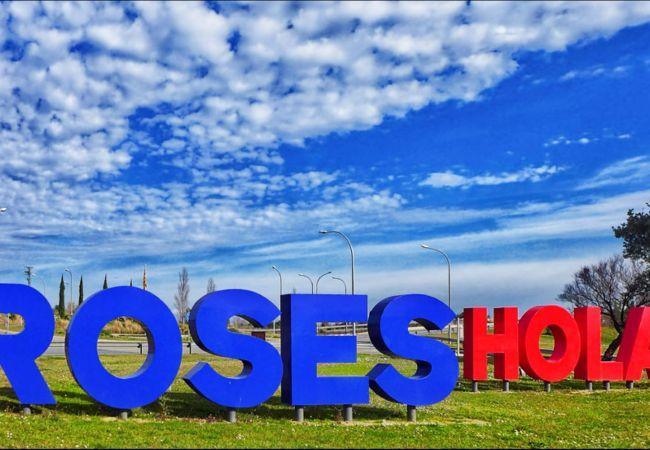 Ferienwohnung in Rosas / Roses - MILENI 2 4 1 1
